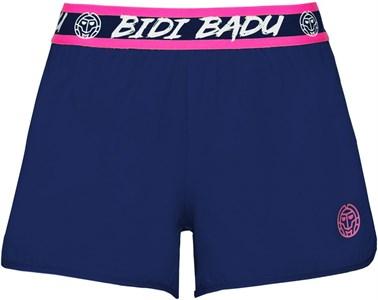Шорты женские Bidi Badu Raven Tech (2 In 1) Dark Blue/Pink  W314028203-DBLPK