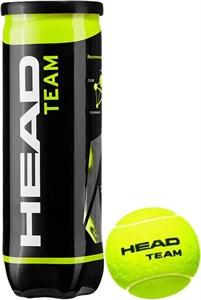 Мячи теннисные Head TEAM 3BALLS  575703