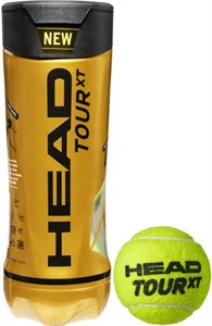 Мячи теннисные Head TOUR XT 3 BALLS  570823
