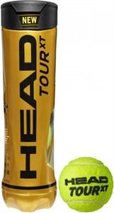 Мячи теннисные Head TOUR XT 4 BALLS  570824