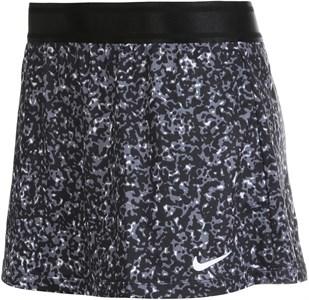 Юбка женская Nike Court Dry Printed Black/White  CK8216-010  su20