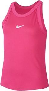 Футболка для девочек Nike Court Dry Vivid Pink/White  CJ0946-616  su20