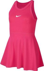 Платье для девочек Nike Court Dry Vivid Pink/White  CJ0947-616  su20