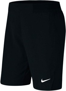 Шорты мужские Nike Court Flex Ace 9 Inch Black  CI9162-010  su20