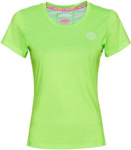 Футболка женская Bidi Badu Eve Tech Roundneck Neon Green  W354012203-NGN