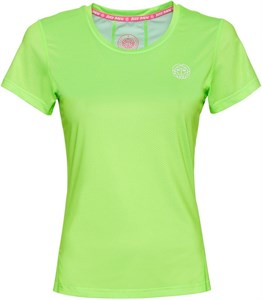 Футболка для девочек Bidi Badu Calla Tech Roundneck Neon Green  G358027203-NGN