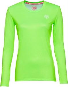 Футболка для девочек Bidi Badu Mina Tech Roundneck Neon Green  G228029203-NGN