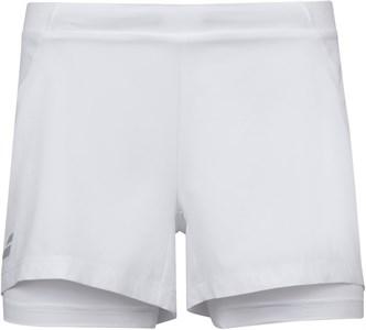 Шорты для девочек Babolat Exercise White  4GP1061-1000