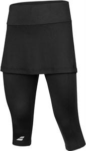 Юбка + капри женские Babolat Exercise Combi S+C Black  4WP1152-2000