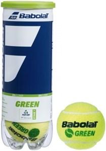 Мячи теннисные детские Babolat Green 3 Balls  501066