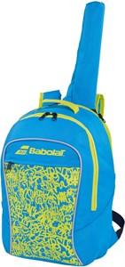 Рюкзак детский Babolat Junior Club Blue/Yellow Lime  753083-325