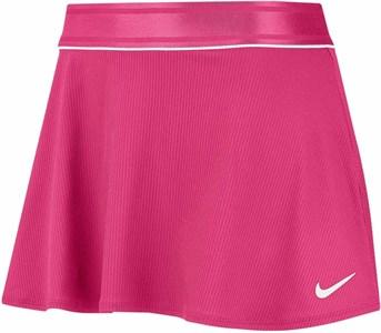 Юбка женская Nike Court Dry Flouncy Vivid Pink/White  939318-616  su20