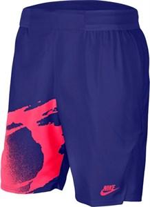 Шорты мужские Nike Court Slam 8 Inch Neo Teal/Black  CK9775-459  su20