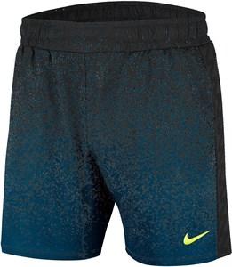 Шорты мужские Nike Court Rafa 7 Inch Black/Volt  CK9783-010  su20