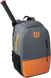 Рюкзак Wilson Team Burn Grey/Orange  WR8009901001