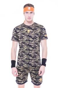 Футболка мужская Hydrogen Printed Tech Camouflage  T00252-060