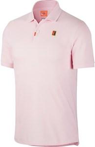 Поло мужское Nike Court Heritage Natural Pink Foam  BQ4461-663  fa20