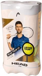 Мячи теннисные Head Tour XT (2X4) Balls  570661