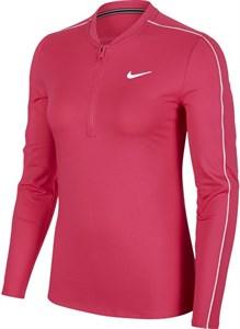 Футболка женская Nike Court Dry 1/2 Zip  939322-616