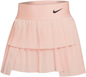 Юбка женская Nike Court Advantage Pleated Arctic Orange/Black  CV4678-800  sp21
