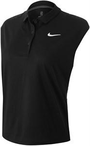 Майка женская Nike Court Victory Black/White  CV2473-010  sp21