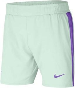 Шорты мужские Nike Court Dry Rafa 7 Inch Green/Mango  AT4315-394  sp21