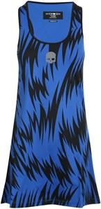 Платье женское Hydrogen Scratch Bluette/Black  T01410-014