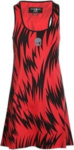 Платье женское Hydrogen Scratch Red/Black  T01410-002