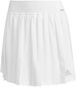 Юбка женская Adidas Club Pleat White/Grey  GL5469  sp21