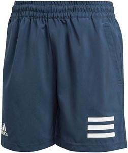 Шорты для мальчиков Adidas Club 3-Stripes Crew Navy/White  GK8185  sp21