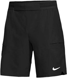 Шорты мужские Nike Court Advantage Flex 9 Inch Black/White  CW5944-010  sp21