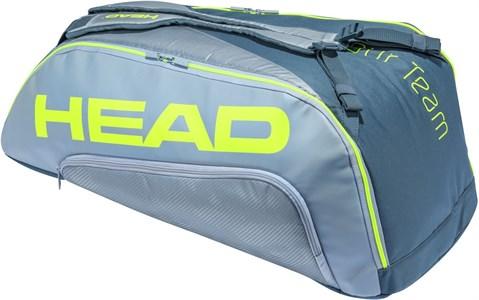 Сумка Head Tour Team Extreme X9 Supercombi Grey/Neon Yellow  283441-GRNY