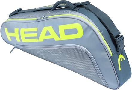 Сумка Head Tour Team Extreme X3 Pro Grey/Neon Yellow  283461-GRNY