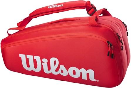 Сумка Wilson Super Tour X9 Red  WR8010501001