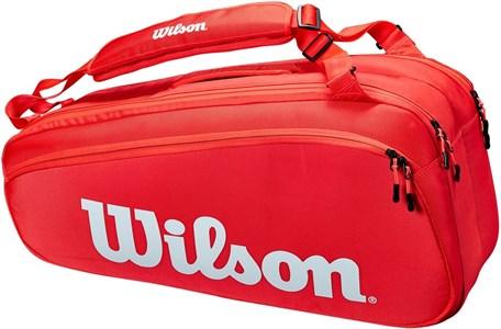 Сумка Wilson Super Tour X6 Red  WR8010701001
