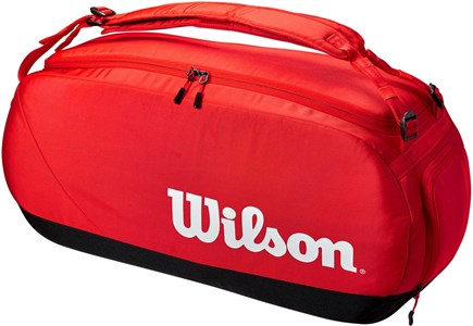 Сумка Wilson Super Tour Large Duffle Red  WR8011101001