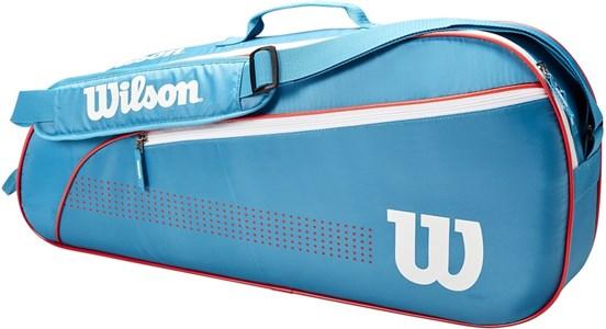 Сумка детская Wilson Junior X3 Blue/White/Coral  WR8012802001
