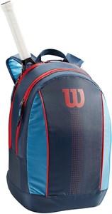 Рюкзак детский Wilson Junior Navy/Blue/Red  WR8012901001
