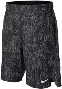 Шорты мужские Nike Court Flex Victory 9 Inch Black/White  CV2974-010  sp21