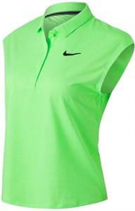 Майка женская Nike Court Victory Lime Glow/Black  CV2473-345  sp21