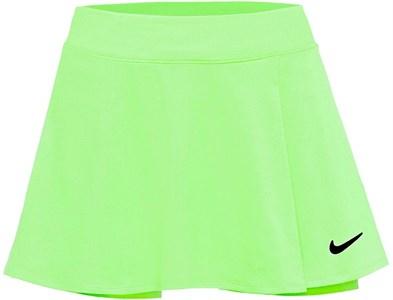 Юбка женская Nike Court Victory Flouncy Lime Glow/Black  CV4732-345  sp21