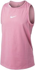 Майка для девочек Nike Court Dry Victory Elemental Pink/White  CV7573-698  sp21