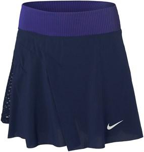 Юбка женская Nike Court Dry ADV Slam Obsidian/White  CV4861-451  sp21