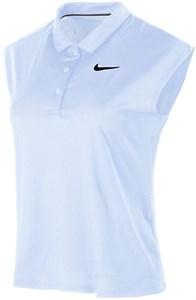 Майка женская Nike Court Victory Aluminium/Black  CV2473-468  su21