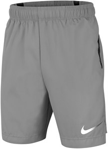 Шорты для мальчиков Nike Training Smoke Grey/Black  CV9308-084  su21
