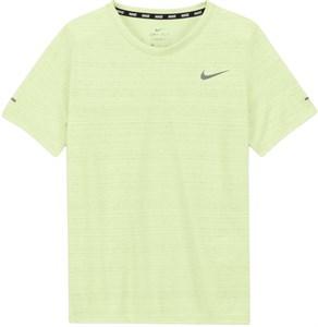 Футболка для мальчиков Nike Dri-Fit Miler Lime Ice  DD3055-303  su21